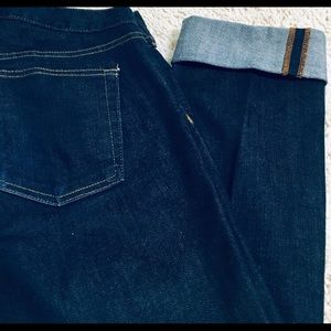 J Crew Matchstick Skinny Ankle Jeans